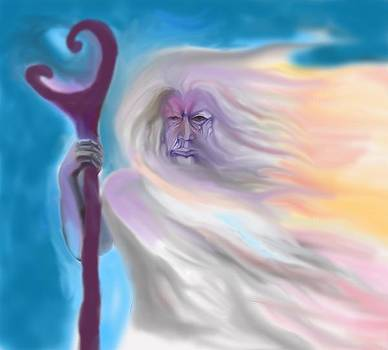 Old Man by Moshfegh Rakhsha