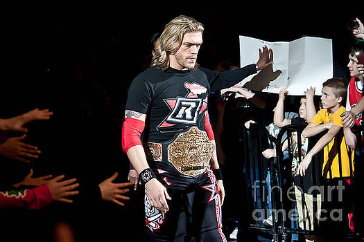 Edge by Wrestling Photos