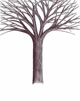 Second-Generation....tree without roots by Giuseppe Epifani