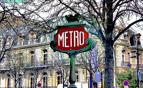 Paris by Sorin Ghencea