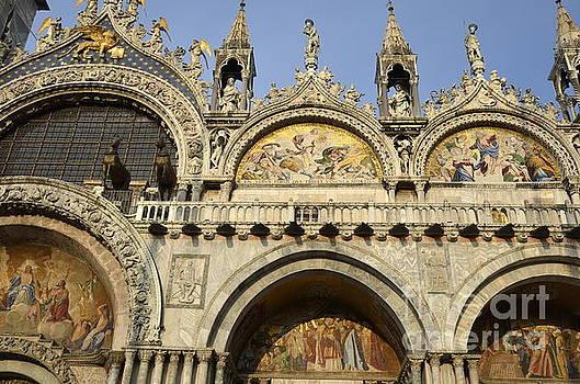 San Marco basilica by Sami Sarkis