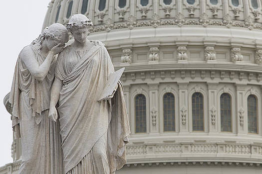 The US Capitol Building by JP Tripp