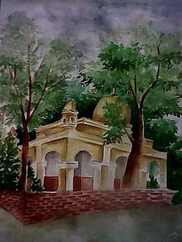 Landscape by Hihani Gautam