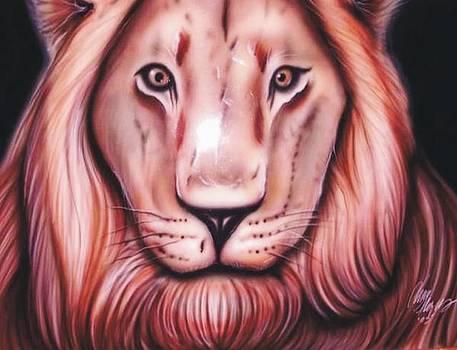 Lion by Christopher Fresquez