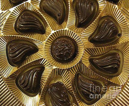 A Chocolate Sun by Ausra Huntington nee Paulauskaite