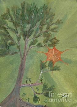 A Great Tree Grows by Robert Meszaros