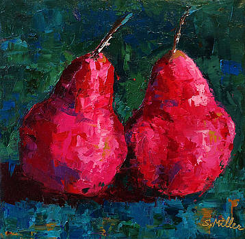 A Pair of Pears by Sylvia Miller
