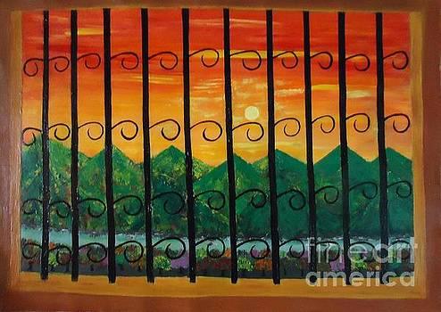 Sunrise by Jnana Finearts