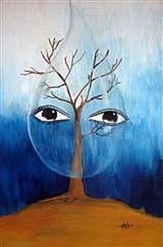 A Tree Drop by Nital Dabhade
