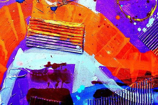 Abstract  19614 cropped II by John  Nolan
