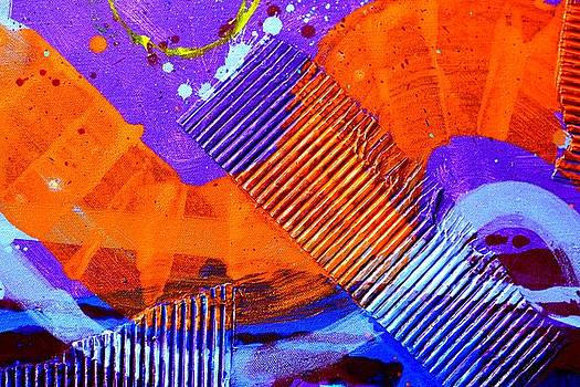 Abstract  19614 cropped IV by John  Nolan