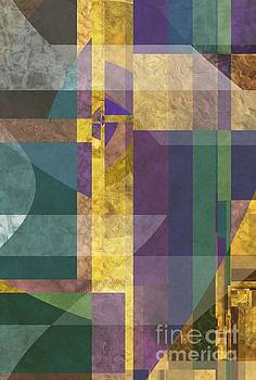 Abstract IV by Jaclyn Hughes Fine Art