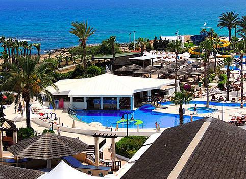 Adams Beach Hotel by Marilyn Holkham