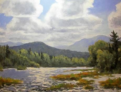 Adirondack Summer by Robert Stump