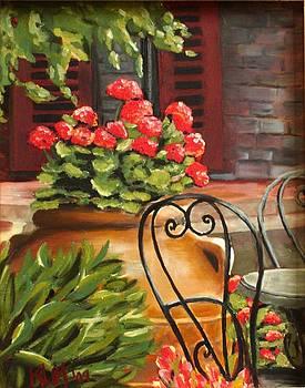 Al Fresco by Karen Macek