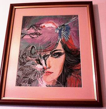 Allegory by Andreea Turcitu