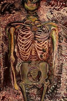 Anatomical Collision by Joanna Daria  Adraktas