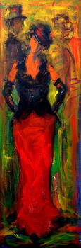 Andreina by Marina R Burch