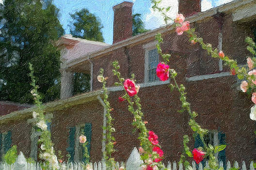 Andrew Jackson Home by Kathy Williams-Walkup
