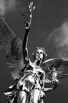 Angel Of Peace by Marc Huebner