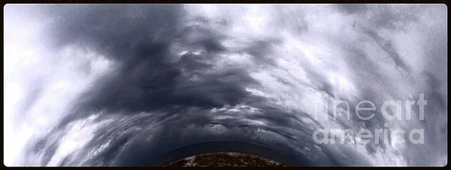 Angry Sky by Garren Zanker