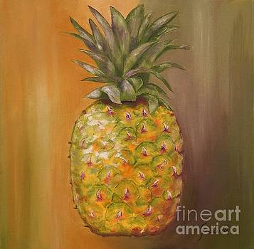 Another Pineapple by Graciela Castro