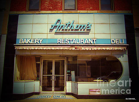 Anthon's Bakery Pittsburgh by Jim Zahniser