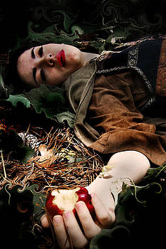 Apple of Death by Cherie Haines