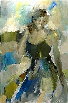 Aqua by Nancy Blum