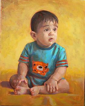 Arman by Mehrdad Sedghi