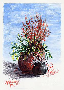 Arrangements In Pottery by Rita Miller