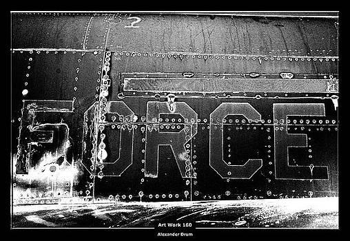 Art Work 160 Force by Alexander Drum