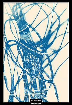 Art Work 171 nervous system by Alexander Drum