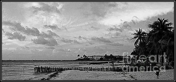 Atardecer en blanco y negro by Agus Aldalur