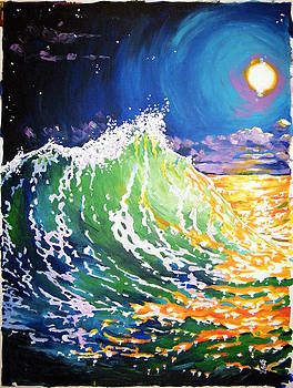 Atlantic Beach Florida by Michael Leporati