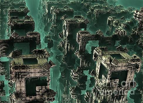 Atlantis by Bernard MICHEL