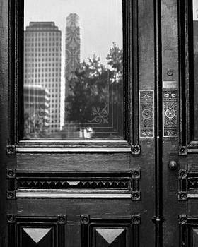 Austin door past and Present by Jerry Cook