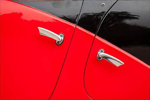 Austro-Daimler Bergmeister Doors by George Schmahl