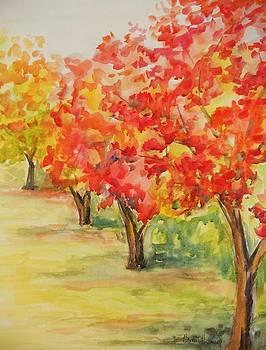 Autumn by Brandi  Hickman