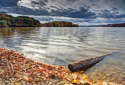 Autumn in Cootes Bay by Craig Brown