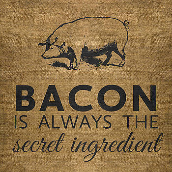 Bacon is Always the Secret Ingredient by