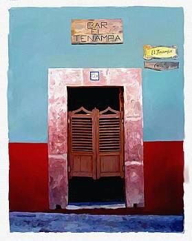 Bar El  Tanampa by Britton Britt Cagle