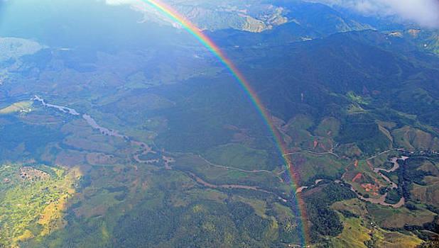 Barbosa Rainbow by Juan Correa