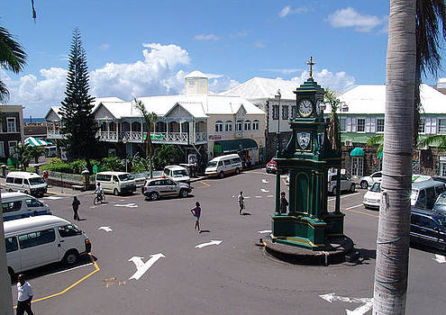 Basseterre St Kitts by Sharon Theron