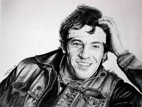 BBS Bose Bruce Springsteen  by Peter Jurik