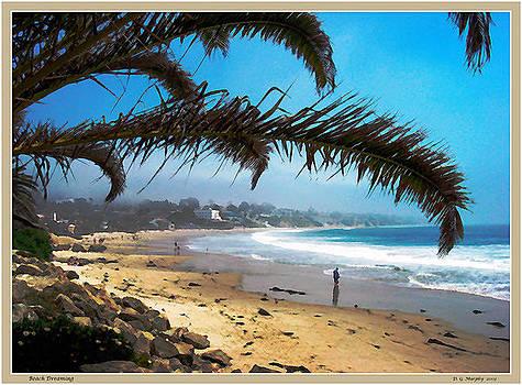Beach Dreaming by David Murphy