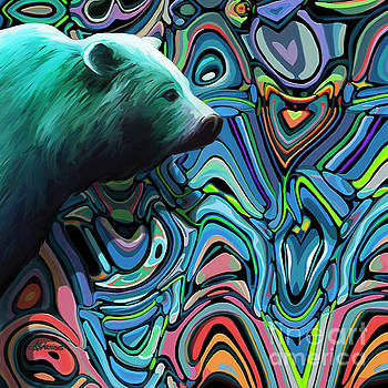 Bear on the Abyss by Dorinda K Skains