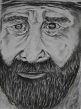 Bearded Man by Paul Morgan