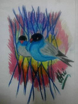 Beautiful Birds by Syeda Ishrat