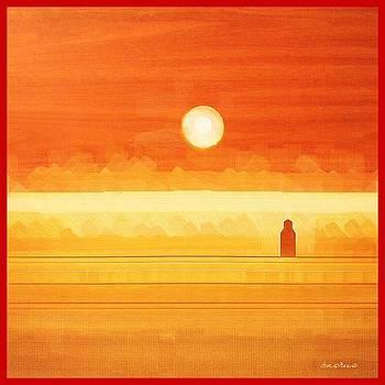 Belle Plaine Sunrise by Michael Magnus